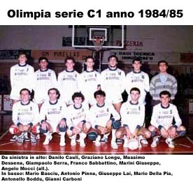 Le foto for Serie a table 1984 85
